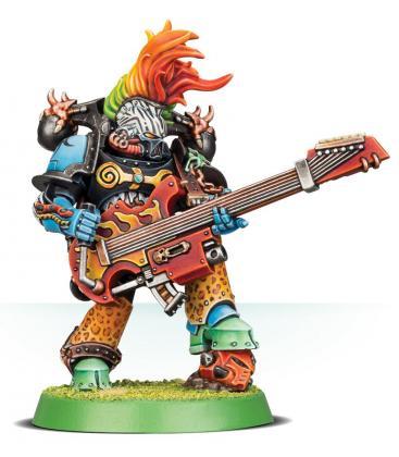 Warhammer 40,000: Chaos Space Marines (Noise Marine)