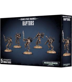 Warhammer 40,000: Chaos Space Marines (Raptors)