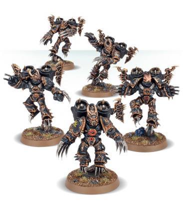 Warhammer 40,000: Chaos Space Marines (Raptors)