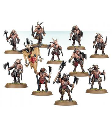 Warhammer Age of Sigmar: Beasts of Chaos Gors