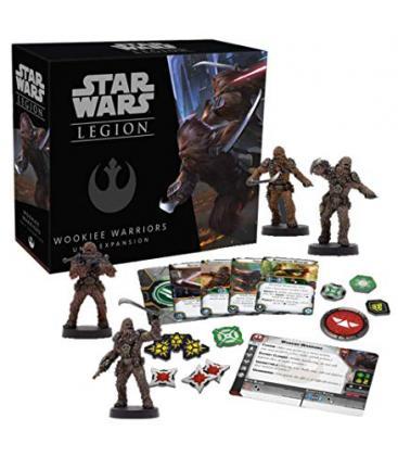Star Wars Legion: Guerreros Wookiees