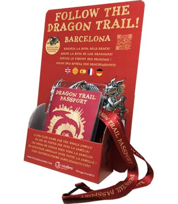 Dragon Trail Passport: Barcelona