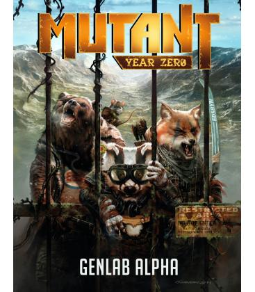 Mutant Year Zero: Genlab Alpha