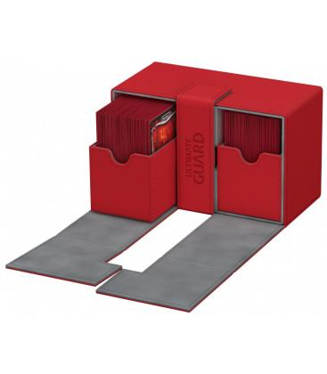 Twin Flip'n'Tray Xenoskin 160+ Rojo
