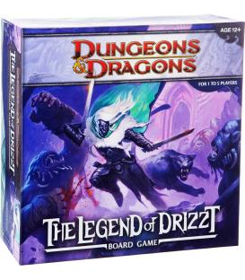 Dungeons & Dragons: The Legend of Drizzt (Inglés)