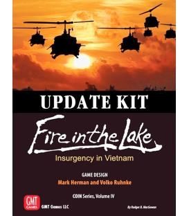 Fire in the Lake: 2n Edition Update Kit (Inglés)