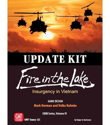 Fire in the Lake: 2n Edition Update Kit
