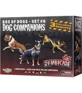 Zombicide Set 6: Dog Companions