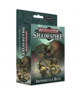 Warhammer Underworlds Shadespire: Ironskull's Boyz (Inglés)