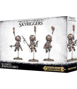 Warhammer Age of Sigmar: Kharadron Overlords Skyriggers