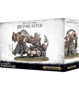 Warhammer Age of Sigmar: Beasts of Chaos (Ironblaster)