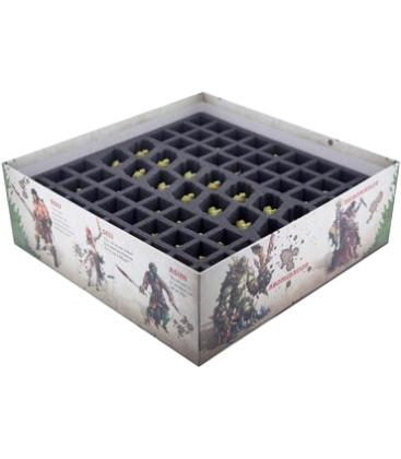 Zombicide: Green Horde (Foam Tray Set)