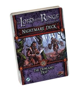 Nightmare Deck: The Dunland Trap (Inglés)