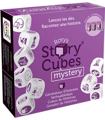 Story Cubes Classic: Mystery