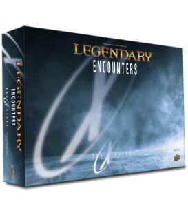 Legendary: Encounters X-Files (Inglés) (pequeñas marcas)