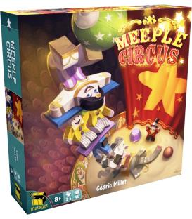Meeple Circus (+ Pack Promocional Tomates)