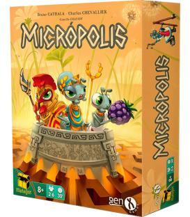 Micrópolis (+ Pack Promocional)