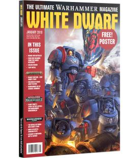 White Dwarf: January 2019 (Inglés)