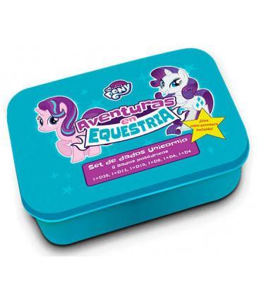 My Little Pony Aventuras en Ecuestria: Dados Unicornio