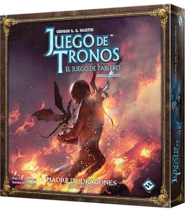 Juego de Tronos: Madre de Dragones