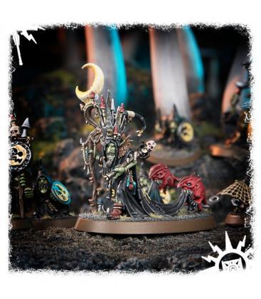 Warhammer Age of Sigmar: Gloomspite Gitz Skragrott the Loonking