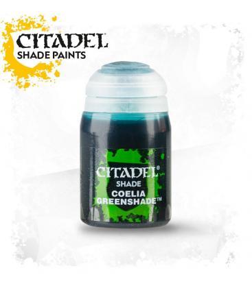 Pintura Citadel: Shade Coelia Greenshade