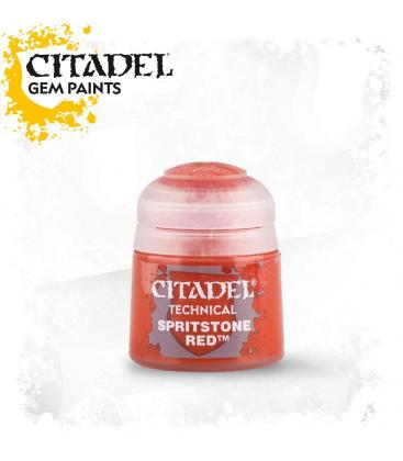 Pintura Citadel: Technical Spiritstone Red
