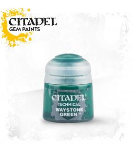 Pintura Citadel: Technical Waystone Green