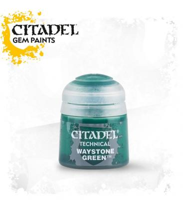 Pintura Citadel: Technical Waystone Green