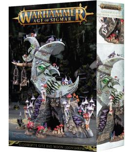 Warhammer Age of Sigmar: Gloomspite Gitz Bad Moon Loonshrine