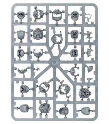 Warhammer Age of Sigmar: Gloomspite Gitz (Squig Herd)