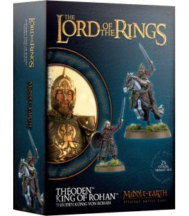 Middle-Earth Strategy Battle Game: Theoden King of Rohan
