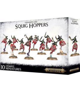 Warhammer Age of Sigmar: Gloomspite Gitz Squig Hoppers