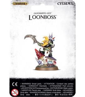 Warhammer Age of Sigmar: Gloomspite Gitz Loonboss