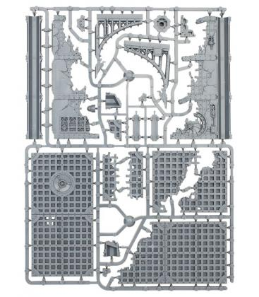 Warhammer 40,000: Sector Imperialis (Manufactorum)