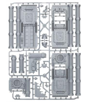 Warhammer 40,000: Sector Imperialis Manufactorum