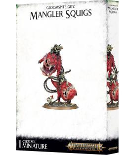 Warhammer Age of Sigmar: Gloomspite Gitz Mangler Squigs