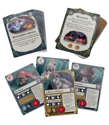 Warhammer Underworlds Nightvault: La Peña de Mollog