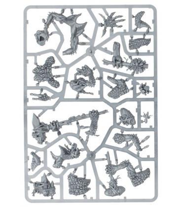 Warhammer Age of Sigmar: Gloomspite Gitz Rockgut Troggoths