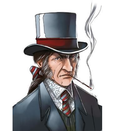 Mr. Jack Londres: Extensión