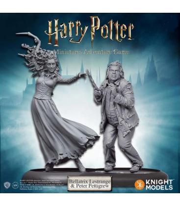 Harry Potter: Bellatrix y Colagusano