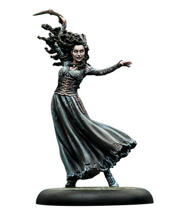 Harry Potter Miniatures: Bellatrix y Colagusano