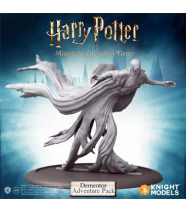 Harry Potter Miniatures: Pack de Aventuras Dementor