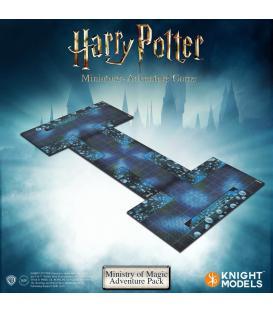 Harry Potter Miniatures: Pack de Aventuras Ministerio de Magia