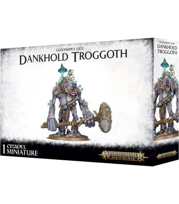 Warhammer Age of Sigmar: Gloomspite Gitz Dankhold Troggoth