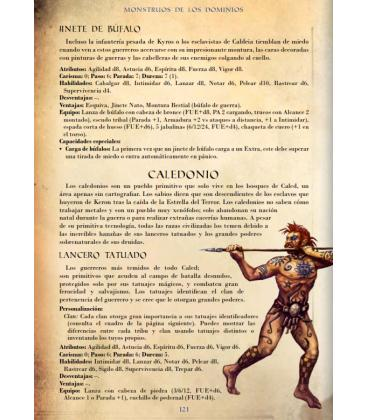Savage Worlds: Bestias y Bárbaros (Guía del Director)