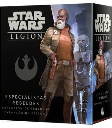 Star Wars Legion: Especialistas Rebeldes
