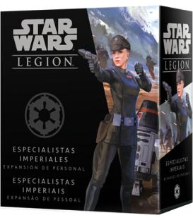 Star Wars Legion: Especialistas Imperiales