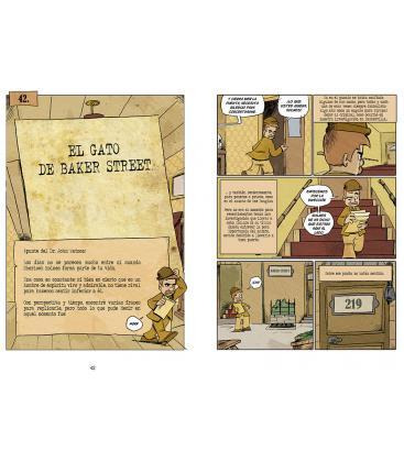 Libro-Juego 4 - Sherlock Holmes