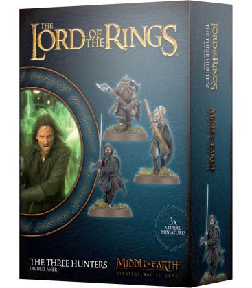 Middle-Earth Strategy Battle Game: The Three Hunters